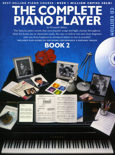 Complete Piano Player Book 2 Book CD