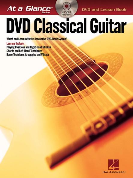 At a Glance Classical Guitar BK