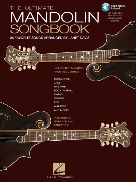 The Ultimate Mandolin Songbook