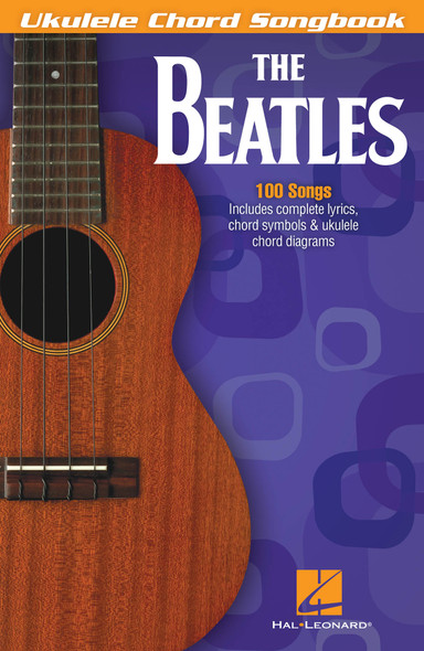 Ukulele Chord Songbook: The Beatles
