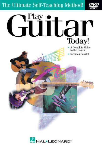 Play Guitar Today! (DVD)