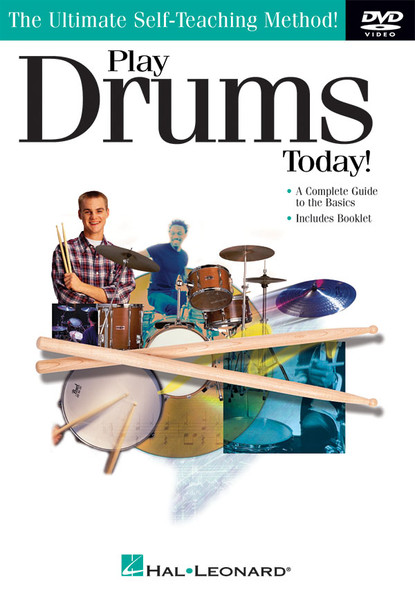 Play Drums Today! (DVD)