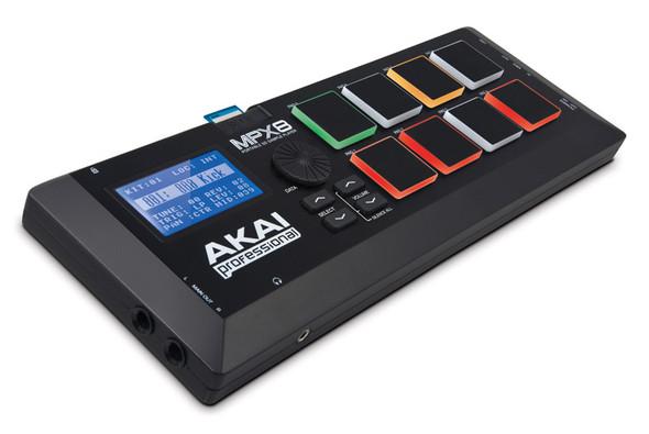 Akai MPX8 Sample Pad USB/MIDI Controller