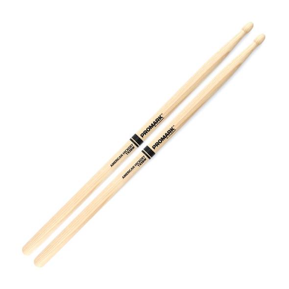 Pro-Mark 5B Hickory Wood Tip Drumsticks