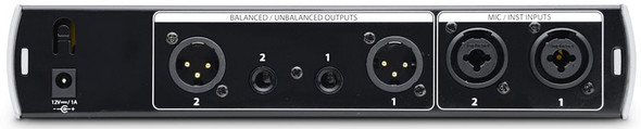 PreSonus BlueTube DP V2 Dual Channel Tube Mic/Instrument Preamp
