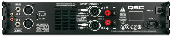 QSC GX5 power amplifier  (700Wpch at 4 Ohms)