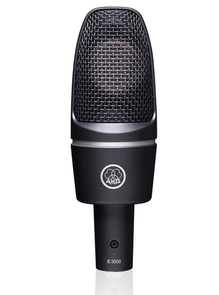 AKG C 3000 Studio Condenser Microphone