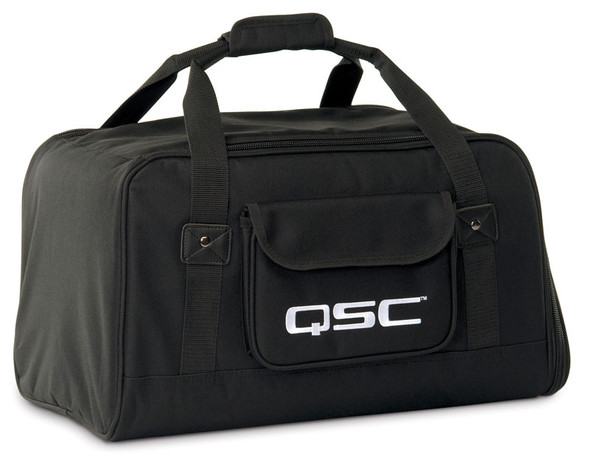 QSC K8 Tote - soft, padded, weather resistant bag for K8 PA speaker