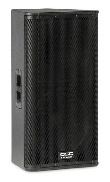 QSC KW152 15 inch active 2 way PA speaker