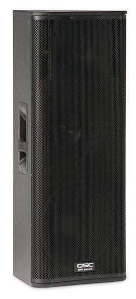 QSC KW153 15 inch active 3 way PA speaker