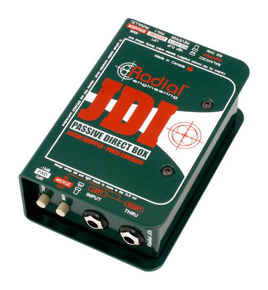 Radial JDI Passive direct box - mono