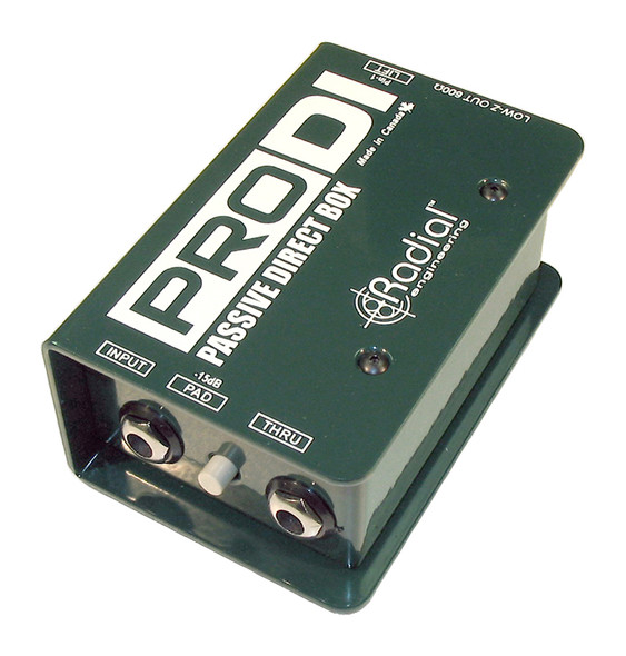 Radial ProDI Passive direct box