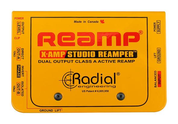 Radial X-Amp Active ReAmper