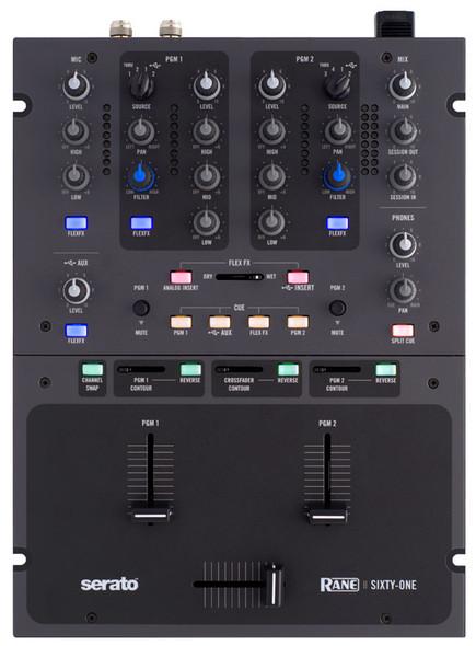 Rane Sixty One DJ Mixer and USB Interface