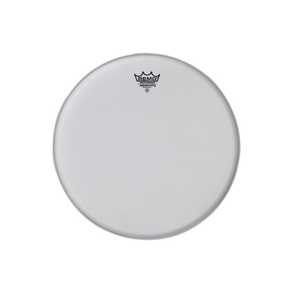 Remo AX-0114-00 Ambassador X 14 Inch Coated Drum Head