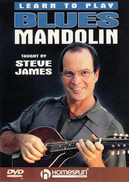 Steve James: Learn To Play Blues Mandolin