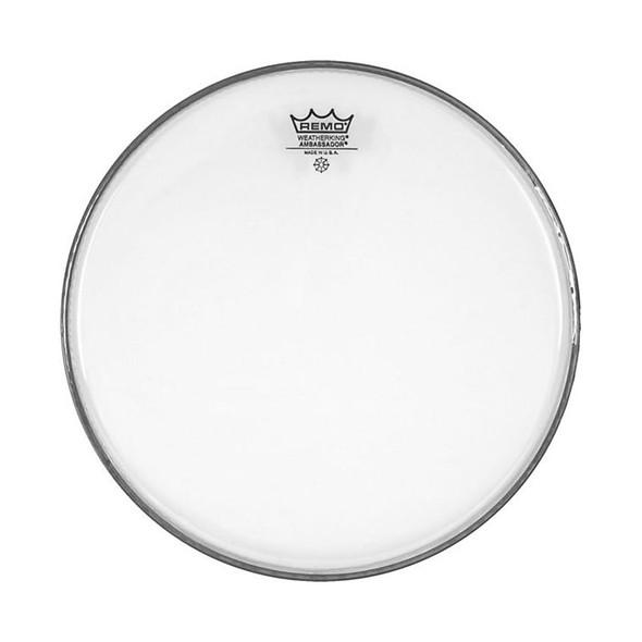 Remo BA-0312-00 Ambassador 12 Inch Clear Drum Head
