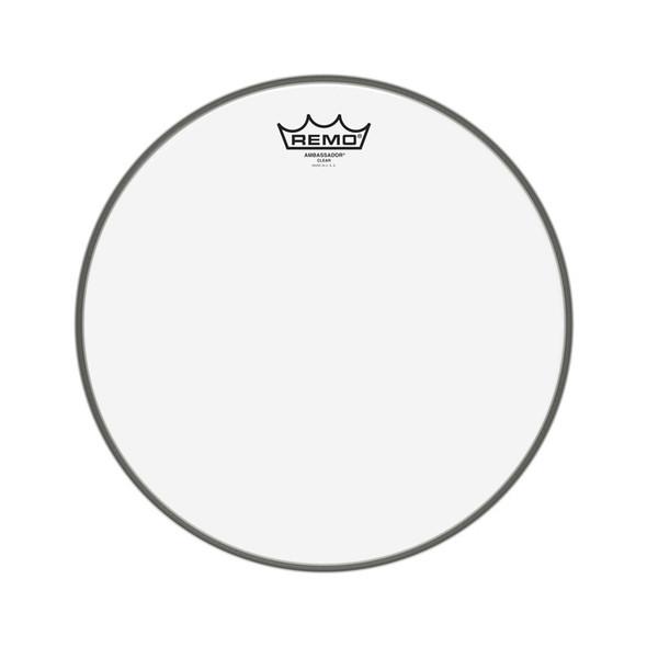 Remo BA-0313-00 Ambassador 13 Inch Clear Drum Head