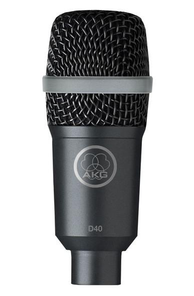 AKG D 40 dynamic instrument microphone