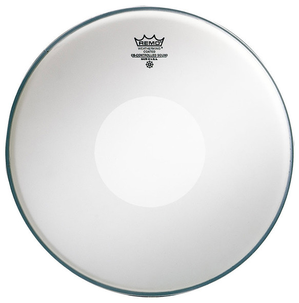 Remo CS-0110-10 Controlled Sound Coated Black Dot 10 Inch Drum Head