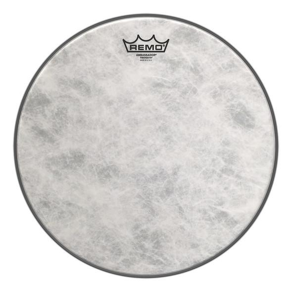 Remo FA-0512-00 Ambassador Fiberskyn 12 Inch Drum Head