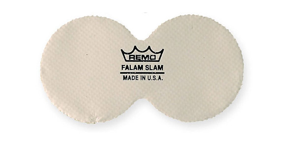 Remo KS-0006-PH Double Falam Slam 4 Inch Bass Drum Patch
