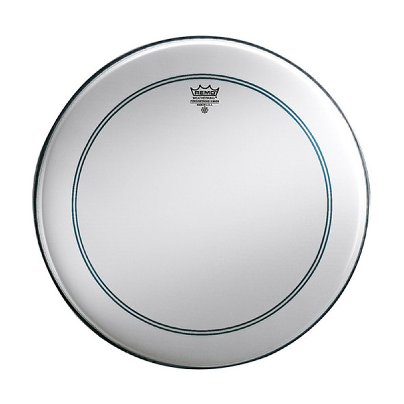 Remo P3-1124-C2 Powerstroke 3 24 Inch Coated Bass Drum Head
