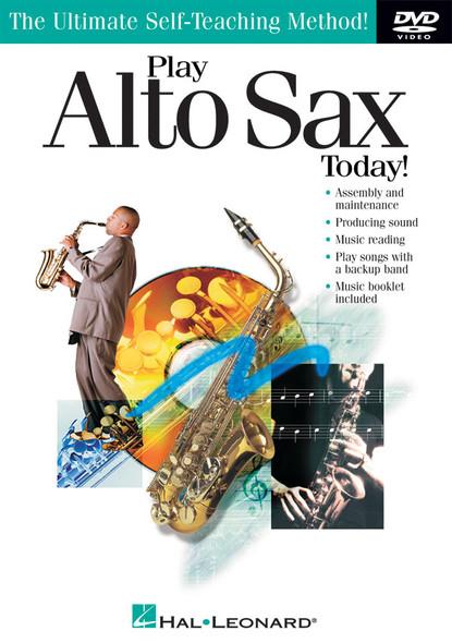 Play Alto Sax Today! (DVD)