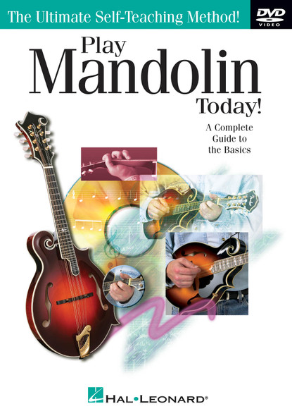 Play Mandolin Today! (DVD)