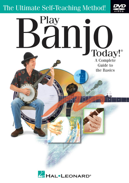 Play Banjo Today! - DVD