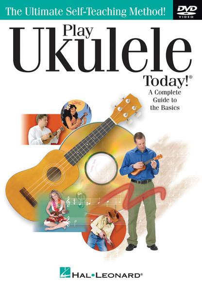 Play Ukulele Today! - DVD
