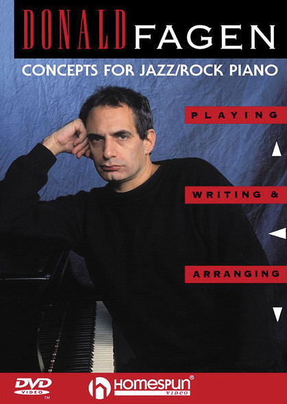 Donald Fagen: Concepts for Jazz/Rock Piano
