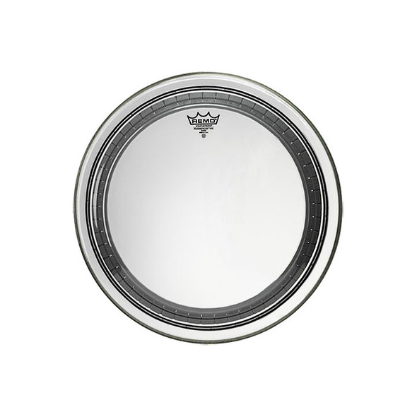 Remo PR-1322-00 Clear Powerstroke Pro 22 Inch Bass Drum Head