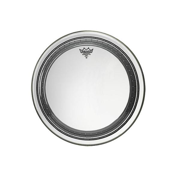 Remo PR-1324-00 Clear Powerstroke Pro 24 Inch Bass Drum Head