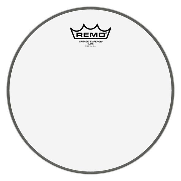 Remo VE-0310-00 Emperor Vintage Clear 10-inch Drum Head