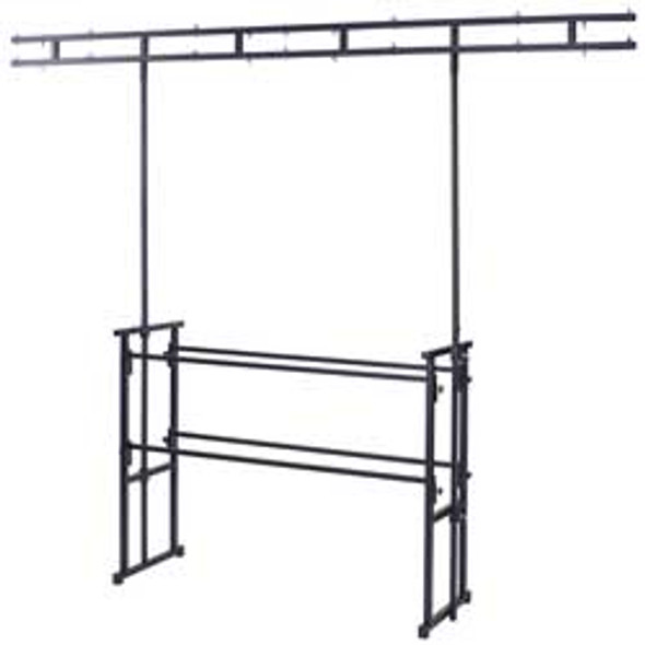 Rhino Twin Bar 4 foot Pro Disco Stand (Goalpost)   (STAN12A)