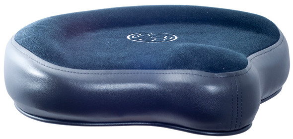 Roc n Soc Drum Throne Saddle Top Black