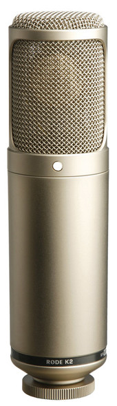 Rode K2 valve condenser microphone (includes suspension)