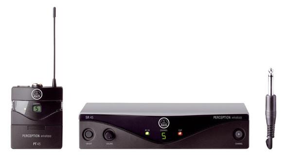 AKG Perception Wireless Instrument Set (Band D, ISM)