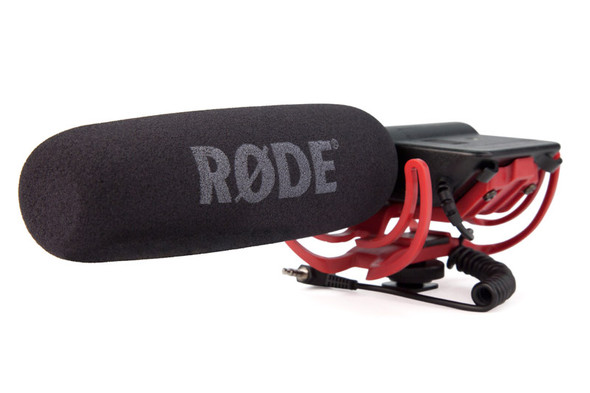 Rode VideoMic With Rycote Shockmount