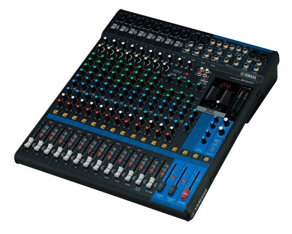 Yamaha MG16XU Mixing Desk with FX and USB Interface