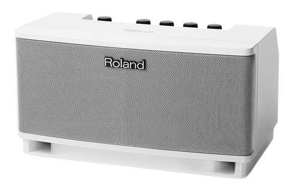 Roland Cube Lite Monitor with Apple iOS Interface, White