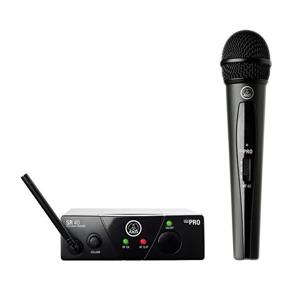 AKG WMS40 Mini Vocal Set ISM3