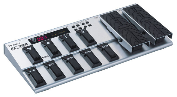 Roland FC-300 expression pedal