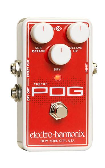 Electro Harmonix Nano Pog Effects Pedal