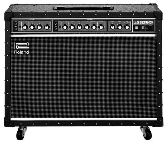 Roland JC-120 Classic Jazz Chorus Guitar Combo Amplifier
