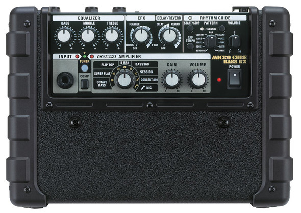 Roland Micro Cube Bass RX Combo Bass Amp