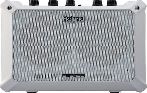 Roland Mobile BA Battery Powered Stereo Amplifier