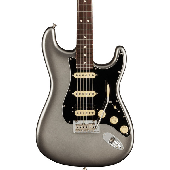 Fender American Professional II Stratocaster HSS, Rosewood, Mercury
