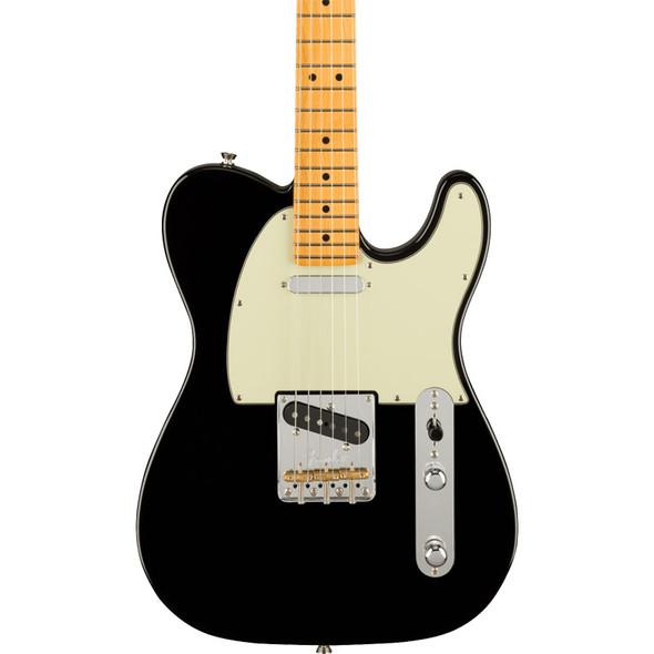 Fender American Professional II Telecaster, Maple Neck, Black